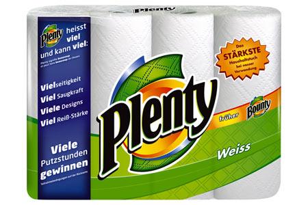Bounty heißt jetzt Plenty